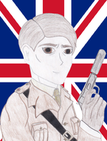 Major Charles Byron (Young) by catsfriend12