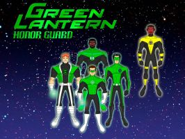 Honor Guard Animated Series by ajb3art