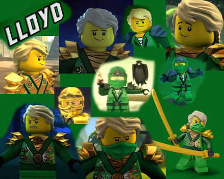 Lloyd Wallpaper (downloadable) by Electric-Bluejay