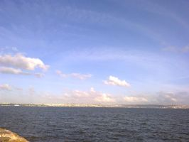 The Clouds and Me - The River Tejo 2012-25 by Kay-March