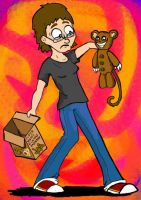 Cartoonified Me by StatusDelirious
