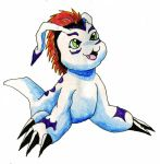 Gomamon by AxelFlame8