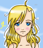 Another drawing style girl - FAIL ahahah by Kaname-zero-chan