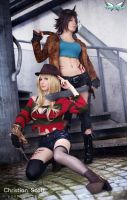 Freddy Jason Bishoujo by MiciaGlo