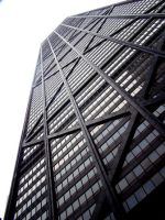 hancock tower. by TuNages