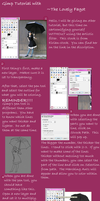 Cartooning on Photos Tutorial by The-Lovely-Fagot