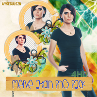 Merve Aydin Png Pack  by NiklausAysegulSS