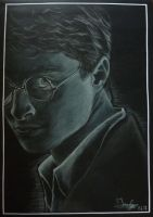 Harry Potter by MarieTaylor