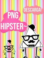 PNG Hipster~ by MeeLTutorials