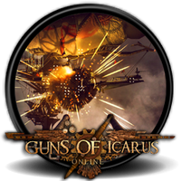 Guns of Icarus Online - Icon by Blagoicons