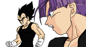 Father and Son Colored by darkhawk5