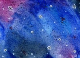ACEO #090 - In Space by Elythe