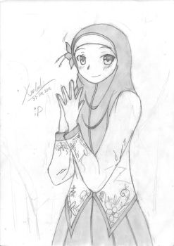 Asia Girl? by Xandier59