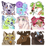 More Busts by TaksArt