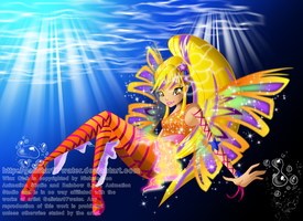 Sirenix Fairy of Solaria by Galistar07water