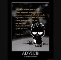 ADVICE by MalevolentDeath