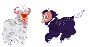Ritual Laiki Adoptables CLOSED by Pelucifer