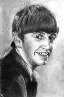 Ringo Starr (unfinished) by munchengirl