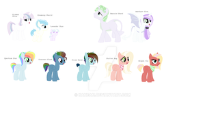Next Generation MLP WIP by Kanean