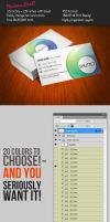 Shutter Business Card by KaixerGroup