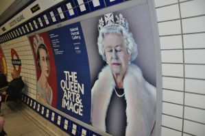 Queen in Tube by Rikitza