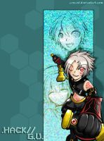 Dot hack GU -Haseo- by crocell
