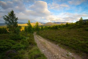 To Lairig Ghru by Greg-McKinnon