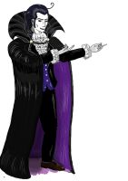 Count Krolock by Vicipedia