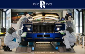 INVISIBLE ROLLS ROYCE by sergiotoribio