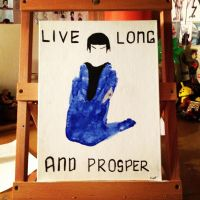 Live long and prosper by AbbyCatWolff