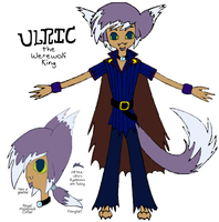 AT-Land of Aaa counterpart-Ulric the Werewolf King by Midniteoil-Burning