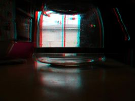 Coffee Pot in Anaglyph 3D by LDEJRuff