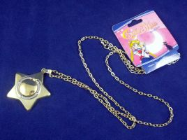 Usagi's Carillion Necklace by SakkysSailormoonToys