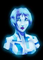 Cortana: The Mopiest AI by servack