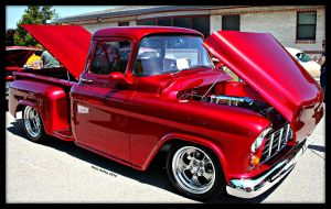 502 cid. Chevy Truck by StallionDesigns