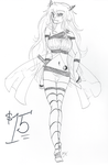 Arrancar OC Adoptable by Serene-SimpliciT