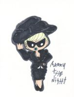 Marry The Night Chibi 12 by GAGAISMYSOUL