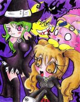 Halloween 2009 by ZantChan
