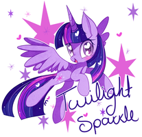 .:Twilight Sparkle:. by Ipun