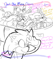 .:SonAmy:. One More Chance Pg9 by SEGAMew