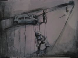The Accident by GoClaude