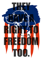 Right to Freedom by Audrey-Taft