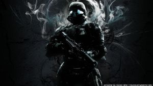 HALO 3: ODST wallpaper by ZnuBB