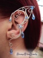 Elven ears Terminal frost by GladOlga