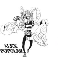 OI MASCOT Alex Popular by nork