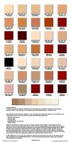 Skin colored swatch by Colorzoo