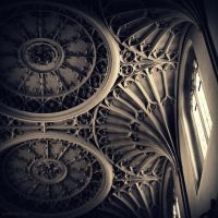 St Mary Ceiling by lostknightkg