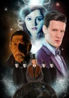 Doctor Who - The name of the Doctor by Futurenoir