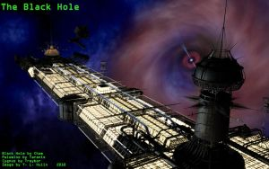 THE BLACK HOLE by archangel72367