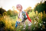 FFXIII - Lightning by LiquidCocaine-Photos